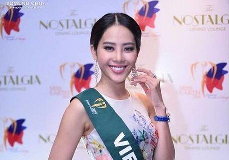Nam Em lieu co lam nen chuyen tai Miss Earth 2016? - Anh 1