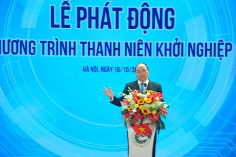Phat dong chuong trinh Thanh nien khoi nghiep - Anh 2