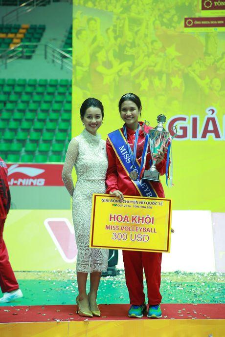 Ngam dung nhan cua Hoa khoi VTV Cup 2016 - Anh 8