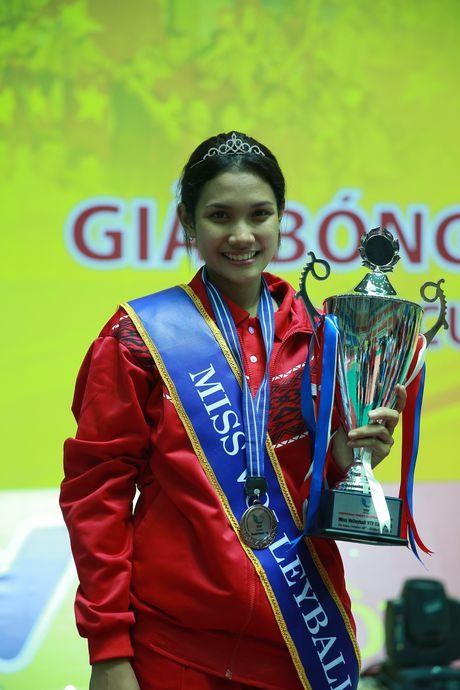 Ngam dung nhan cua Hoa khoi VTV Cup 2016 - Anh 9