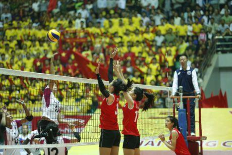 Viet Nam thua nhanh o chung ket VTV Cup 2016 - Anh 2