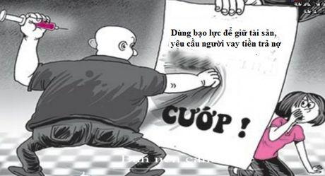 Siet no co vi pham phap luat hay khong? - Anh 1