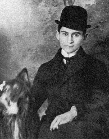 'Nuoc My' cua Franz Kafka duoc xuat ban o Viet Nam - Anh 2