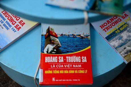 Hinh anh Truong Sa giua duong sach TP.HCM - Anh 6