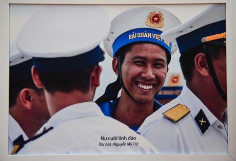 Hinh anh Truong Sa giua duong sach TP.HCM - Anh 7