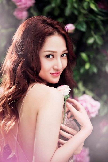 Bao Anh dep sexy 'lan at' vo cu Ho Quang Hieu - Anh 4