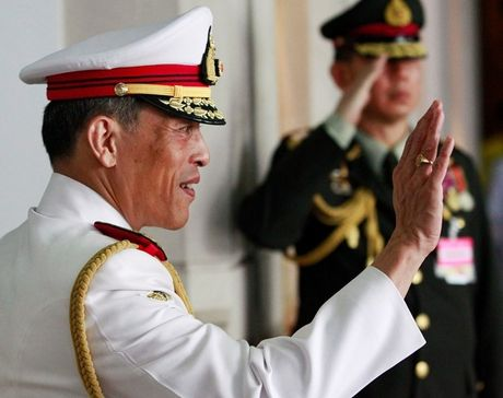 Thai tu Thai Lan hoan dang co, tuong 96 tuoi lam nhiep chinh - Anh 1