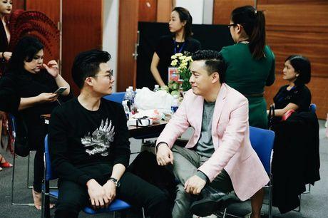 Sao Viet no nuc toi xem Diamond show cua Dam Vinh Hung - Anh 12