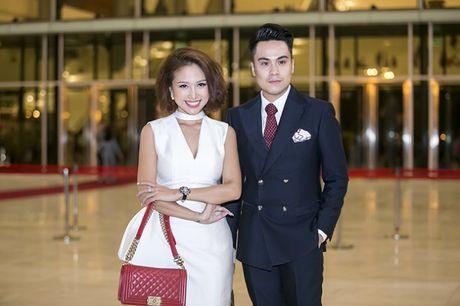 Sao Viet no nuc toi xem Diamond show cua Dam Vinh Hung - Anh 1