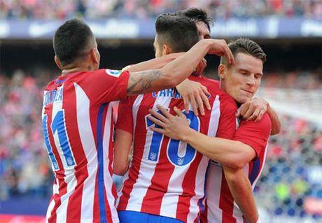 Atletico giu vung vi tri dan dau Liga bang tran thang 7-1 - Anh 1