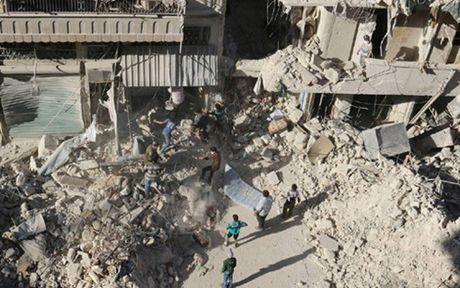 Hoi nghi ve Syria phai keo dai vi chua dot pha - Anh 1