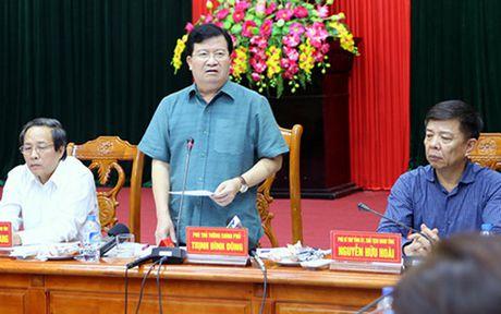 'Thanh pho Dong Hoi lan dau tien bi ngap gan nhu toan bo' - Anh 3
