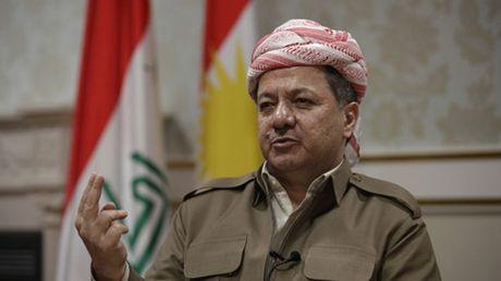 Lanh dao nguoi Kurd o Iraq: Da den luc giai phong Mosul - Anh 1