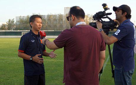U19 Viet Nam khong run so truoc U19 UAE - Anh 1