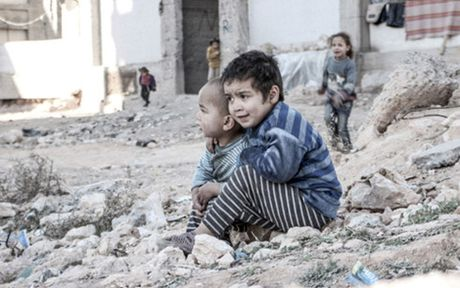 Dam phan Syria that bai do xung dot loi ich giua cac cuong quoc - Anh 1