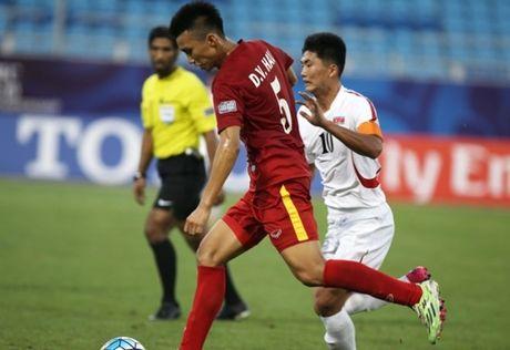 Cap nhat U19 Viet Nam - U19 UAE 1-1: Trong Dai nhan the do - Anh 1