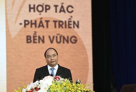 'Vuong o dau, xin bao cao Thu tuong kip thoi' - Anh 1