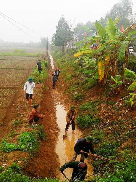 Xay dung NTM Phu Tho: Nang cao nhan thuc va hanh dong - Anh 1