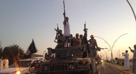 Iraq bat dau tan cong sao huyet cuoi cung cua IS - Anh 1