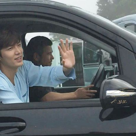 Lee Min Ho 'tre ra toi 10 tuoi' trong phim moi - Anh 14