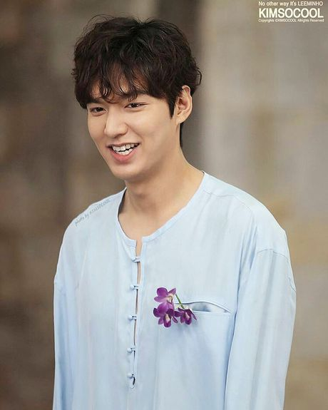 Lee Min Ho 'tre ra toi 10 tuoi' trong phim moi - Anh 3