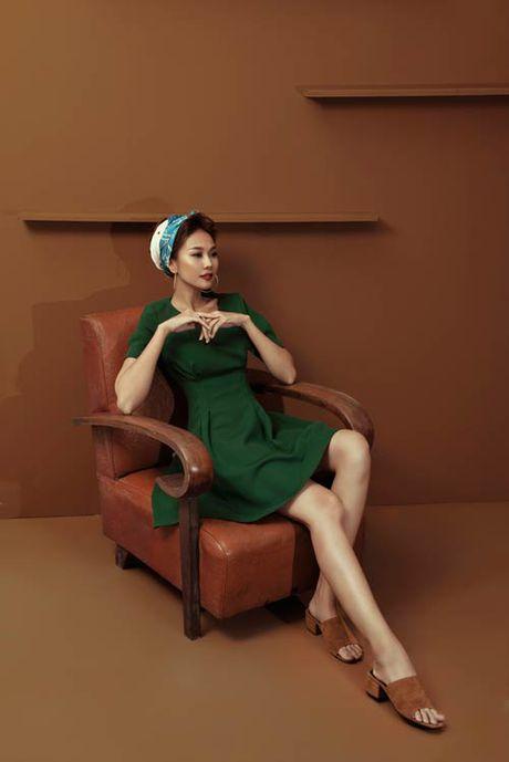 Sieu mau Thanh Hang sang chanh voi muon kieu khan thu - Anh 11