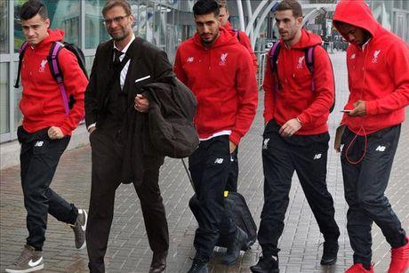 Doi hinh du kien tran Liverpool gap Man United - Anh 2