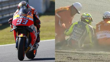 Cap doi Yamaha do duong, Marc Marquez vo dich MotoGP 2016 truoc ba chang dua - Anh 4