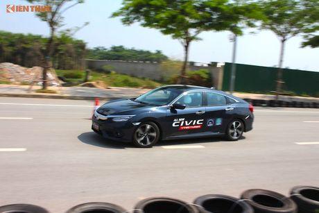 Cam lai Honda Civic 2017 i-VTEC Turbo 1.5l tai Ha Noi - Anh 10