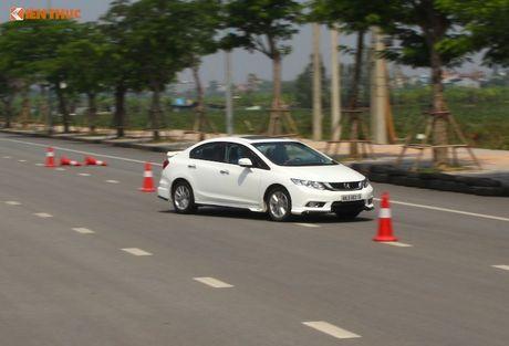 Cam lai Honda Civic 2017 i-VTEC Turbo 1.5l tai Ha Noi - Anh 4