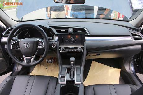 Cam lai Honda Civic 2017 i-VTEC Turbo 1.5l tai Ha Noi - Anh 9