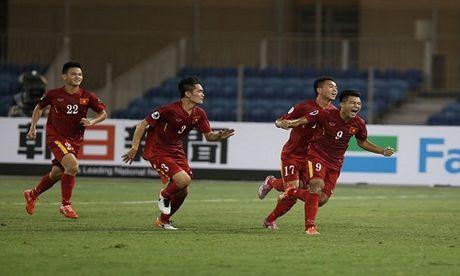 U19 Viet Nam - U19 UAE: Mot ket qua tot de di tiep - Anh 2