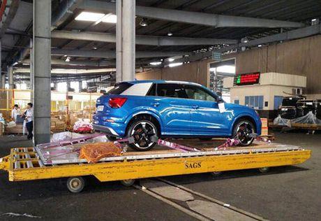 Audi Q2 moi 'cap ben' Viet Nam truoc them VIMS 2016 - Anh 1