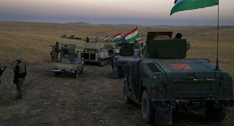 Cuoc chien o Mosul con khoc liet va mau mau hon o Aleppo - Anh 1