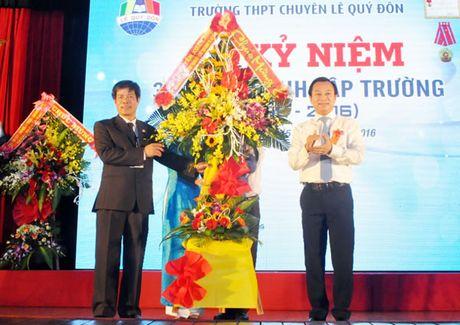 Truong THPT chuyen Le Quy Don xung dang la con chim dau dan cua nganh GD-DT Da Nang - Anh 1