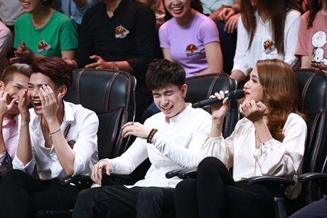 Ca si giau mat tap 4: Huong Giang Idol tiet lo Bich Phuong noi 2 ngay khong nghi - Anh 2
