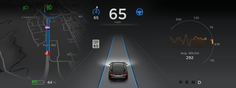 Duc yeu cau Tesla khong su dung chu 'Autopilot' khi noi ve tinh nang ho tro tu lai xe - Anh 1