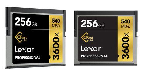 CFA dang phat trien the 'CFexpress' voi toc do len den 8GB/giay - Anh 1