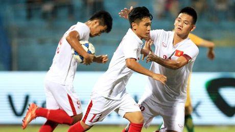 U19 Viet Nam - U19 UAE: Thien duong vay goi - Anh 1