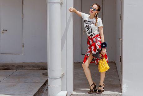 Minh Hang khong con thoi trang tham hoa - Anh 11