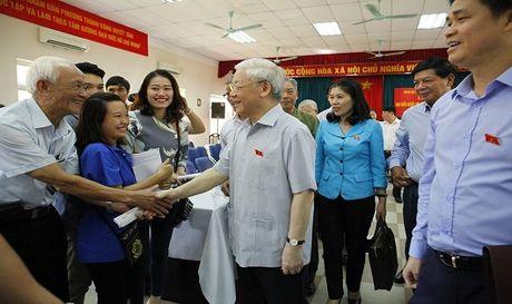 Tong Bi thu: 'Phai nghi den cai chung, noi khong lam se mat uy tin' - Anh 3