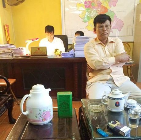 Vu can bo an chan tien liet si: So LDTB&XH Bac Ninh len tieng - Anh 1