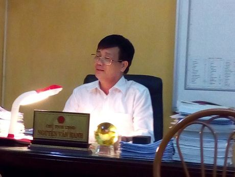 Vu can bo an chan tien liet si: So LDTB&XH Bac Ninh len tieng - Anh 2