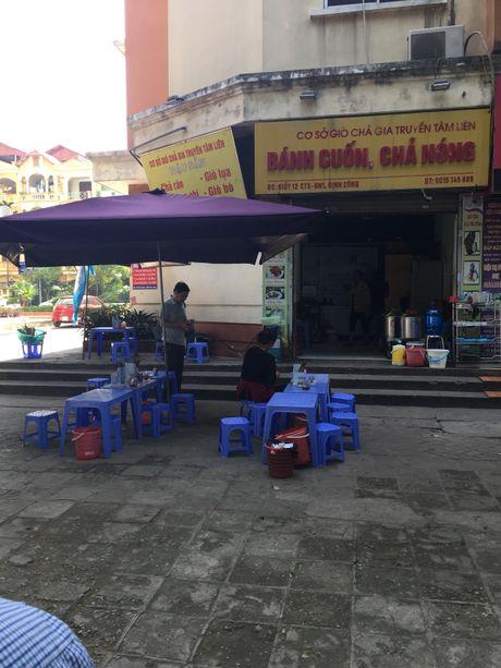Ha Noi: 'Chu' ki ot phai keu cuu vi khach hang chay i - Anh 2