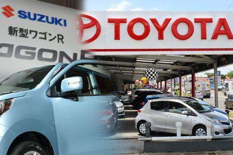 Chan 'ket giao' Volkswagen, Suzuki quay qua quan he hop tac Toyota - Anh 1