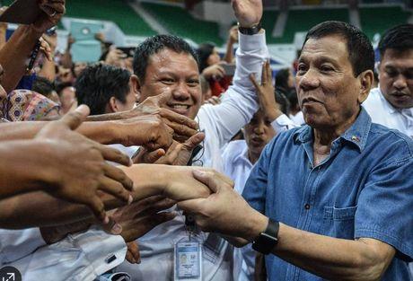 'Ong Rodrigo Duterte da giang mot don manh vao uy tin cua My' - Anh 1
