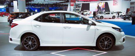 Toyota Corolla ra mat ban ESport tai Thai Lan - Anh 4