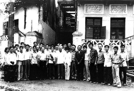 Bao CAND - 70 nam chang duong lich su ve vang - Anh 1