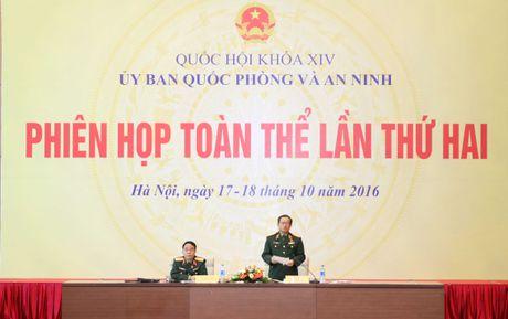 Ong Vo Trong Viet: Qua vu Yen Bai can quan ly chat che viec cap sung - Anh 4