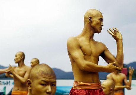 Choang ngop man dong dien vo Thieu Lam tuyet dinh - Anh 13